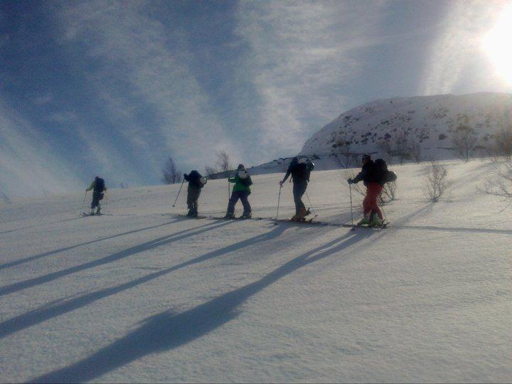 Mjelkefellet, Narvik, Norway 2011. Photo: Emma Autio